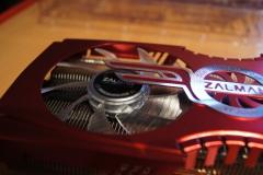 Umbau Radeon HD5850 auf Zalman Lüfter